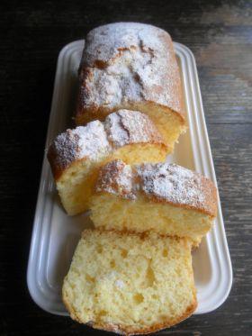 バター不使用 あっさりプレーンパウンドケーキ