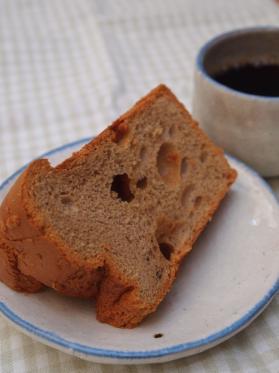 コーヒーキャラメルシフォン