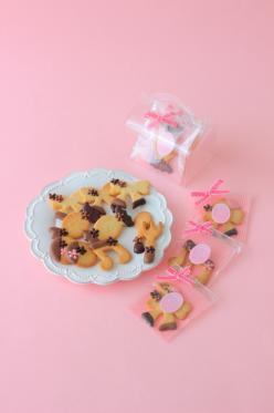 バレンタイン チョコレーションクッキー