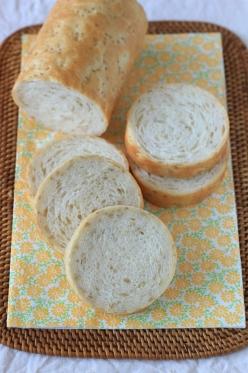まんまるごま食パン