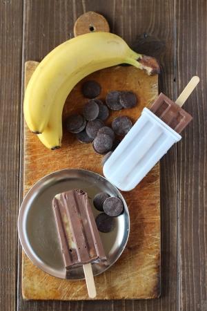 チョコバナナバー