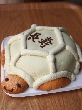 ご長寿ケーキ