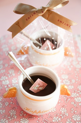 chocolat pudding(ショコラ プディング)