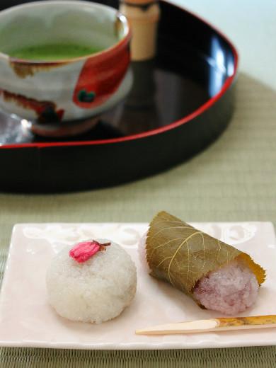 関西風桜餅 2種