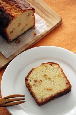 オレンジのバターケーキ