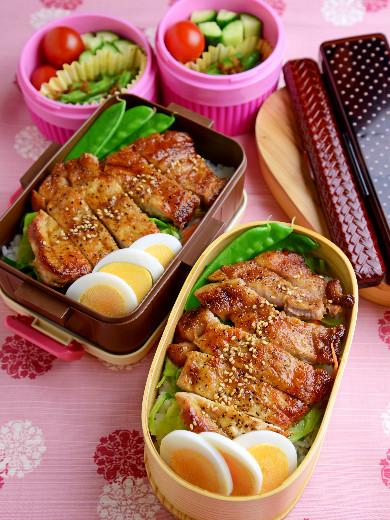 ポークジンジャー丼弁当