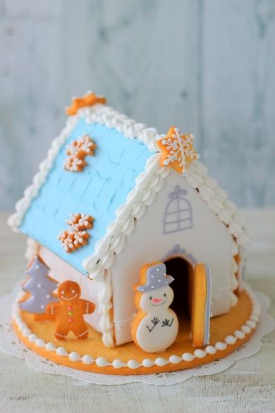 小さなクッキーのおうち「ヘクセンハウス」
