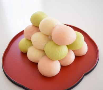 色 団子 三 三色だんごの特徴・歴史・味