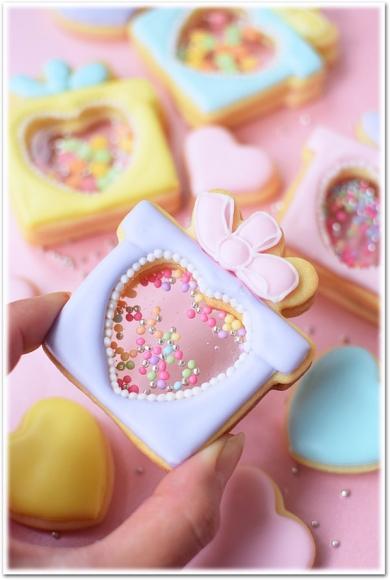 シャカシャカ☆プレゼントクッキー