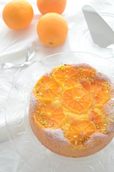 しっとりふんわり♡オレンジケーキ