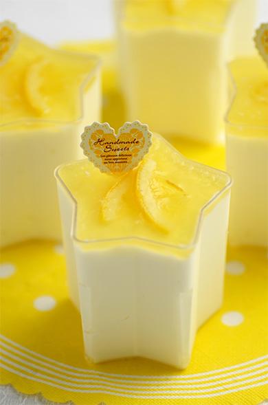 はちみつレモン&チーズムース