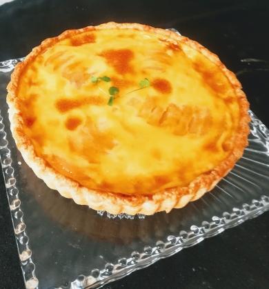 絶品✴︎洋梨のタルト Tarte aux Poires