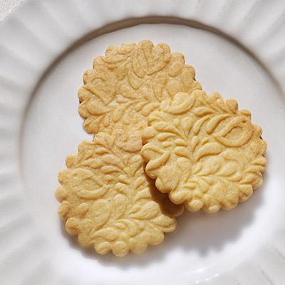 【10/29ライブ配信レシピ】クッキーローラー用シュクレ生地