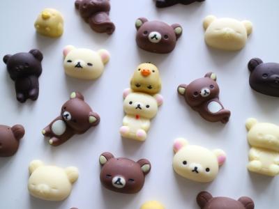 ☆リラックマ ☆チョコレート