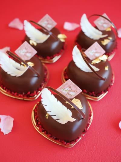低糖質♪ビターなチョコレートムースケーキ