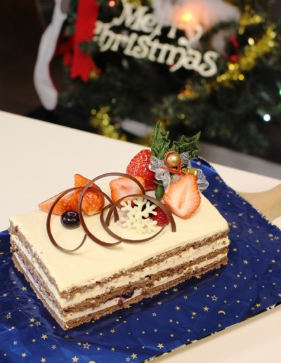ブルーベリー★ティラミスムースケーキ