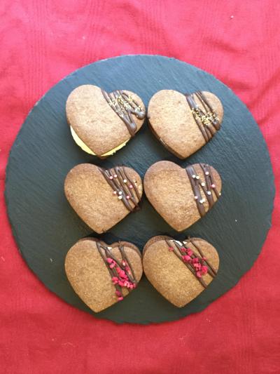 スモアサンドクッキー
