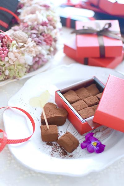 簡単濃厚♩基本の生チョコ