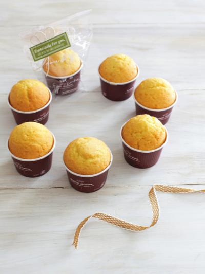 プレーンマフィン☆カップケーキ