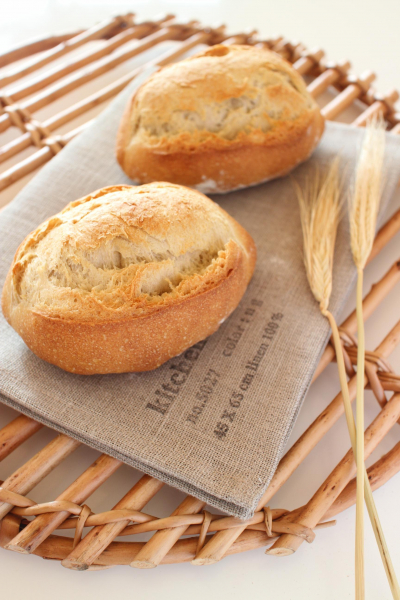ライ麦パン(クッペ型)
