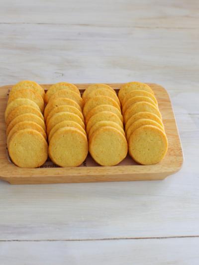 基本のアイスボックスクッキーレシピ