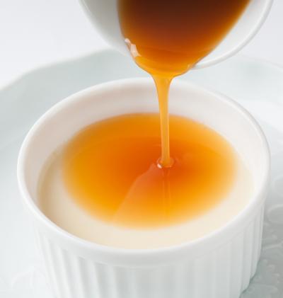 ポテト豆乳プリン
