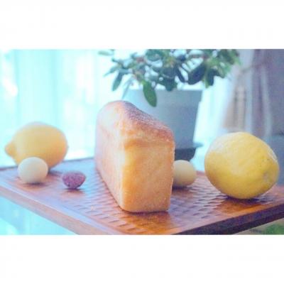 〇爽やかしっとりレモンケーキ〇