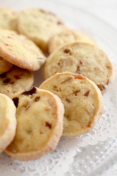 ラムフルーツ&くるみのソフトクッキー&ラッピング