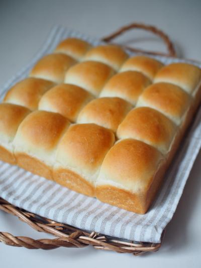 シンプルちぎりパン