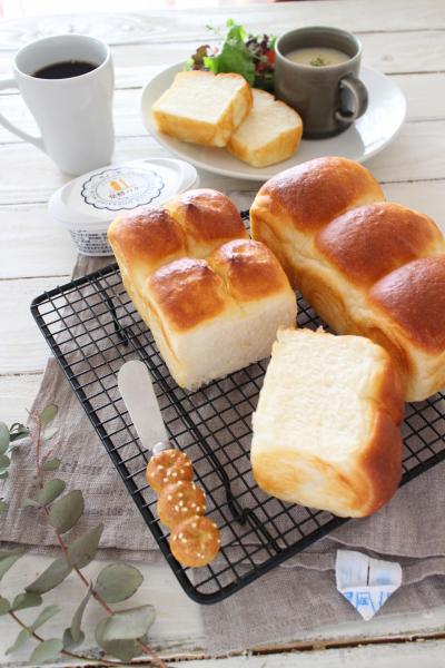 ふわふわ♪じゃがバターパン