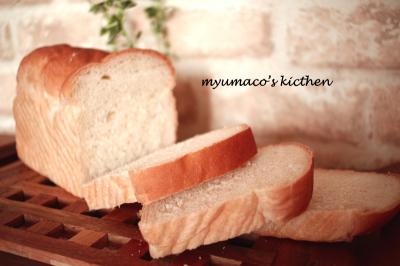 理想の山食パン