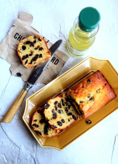 ♡バター不使用♡ラムレーズンパウンドケーキ♡