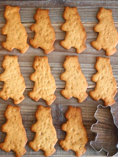 はちみつくるみクッキー