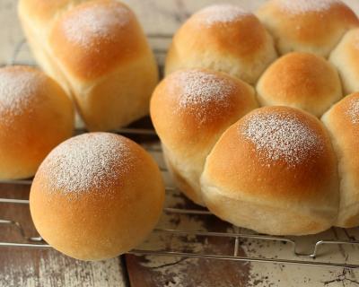 パン作りの基本「まるパン」と「ちぎりパン」