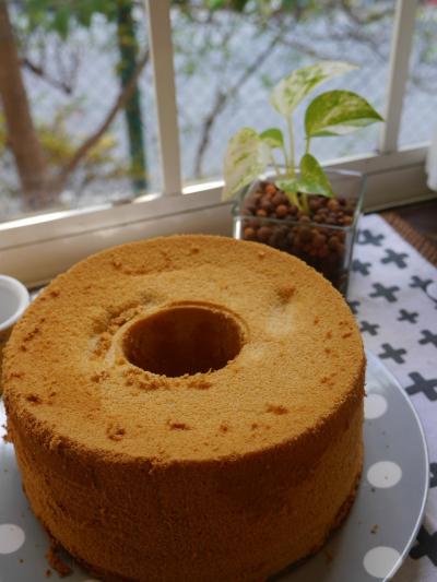 米粉100%バニラシフォン