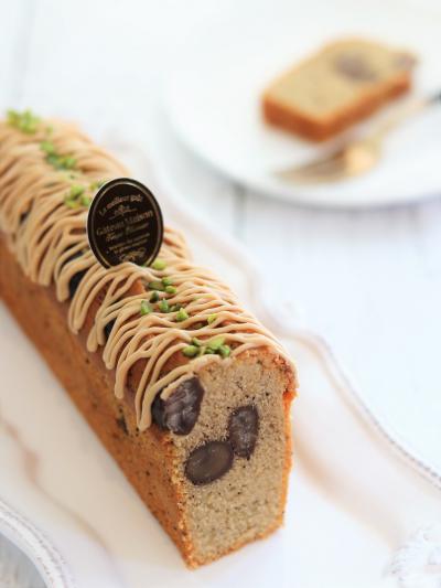 栗と珈琲のパウンドケーキ