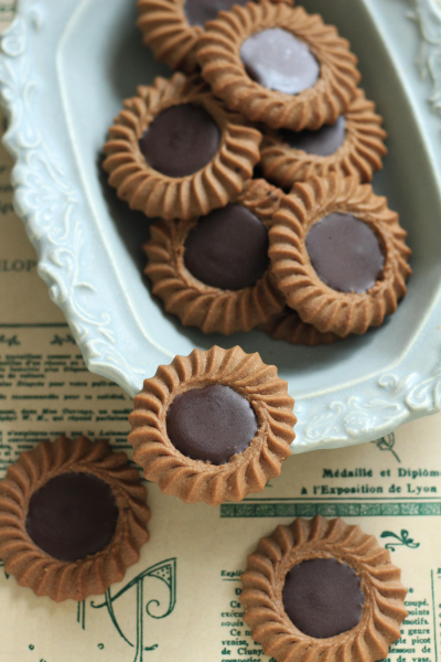 カフェモカリースクッキー