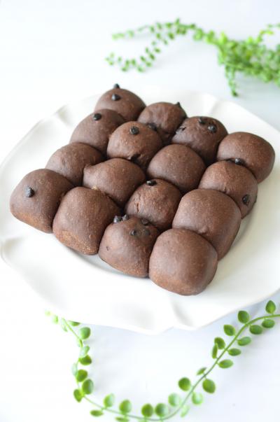 チョコチップちぎりパン