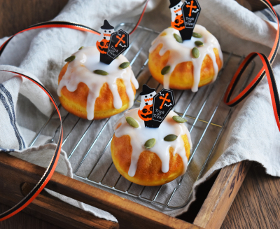かぼちゃのミニクグロフ