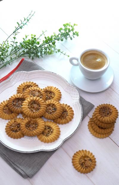 リース口金で♪かわいい絞り出しクッキー