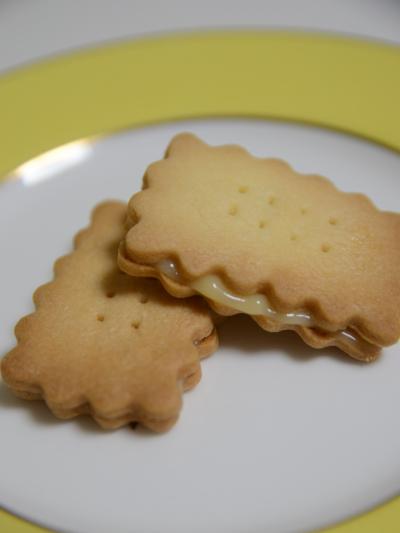 レモンカードクッキー
