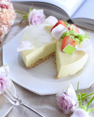 ヘルシー♩アボカドチーズ風ケーキ