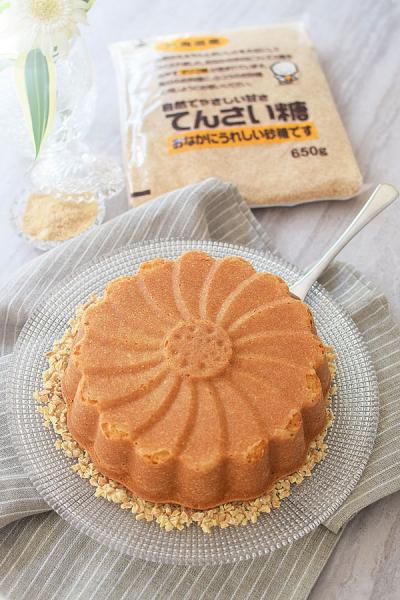 てんさい糖☆こだわりマルグリットケーキ