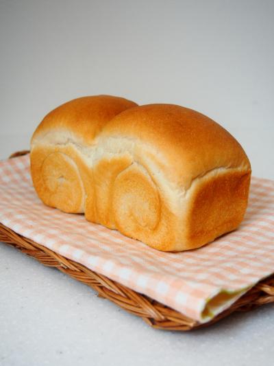 パウンド型食パン