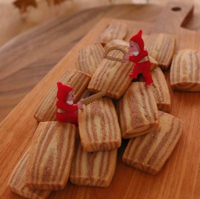 木の板クッキー