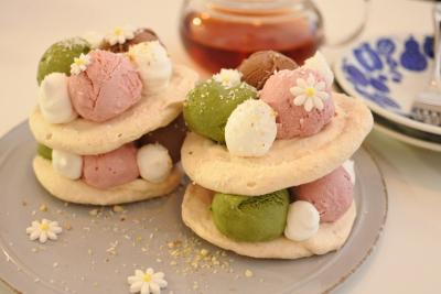 ニュージーランド伝統菓子パブロバ