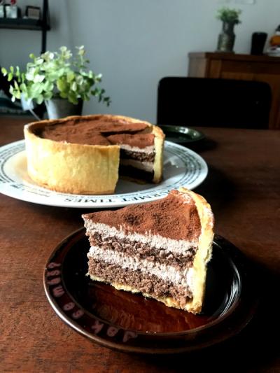 思い出のタルトケーキ