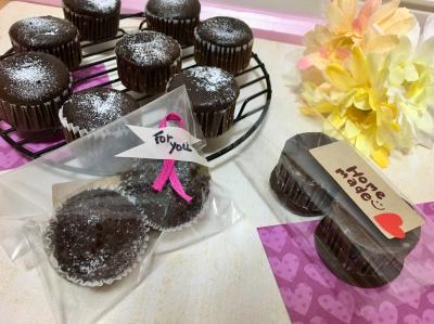 カロリー控えめ簡単ガトーショコラ