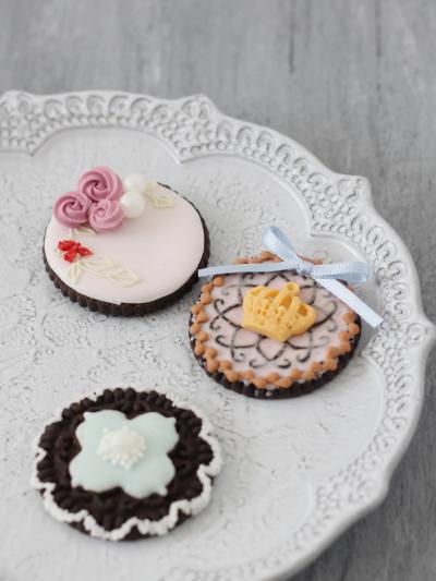 ホワイトデー手軽に沢山作れるアイシングクッキー