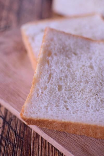 ちょっぴり甘め やみつき食パン